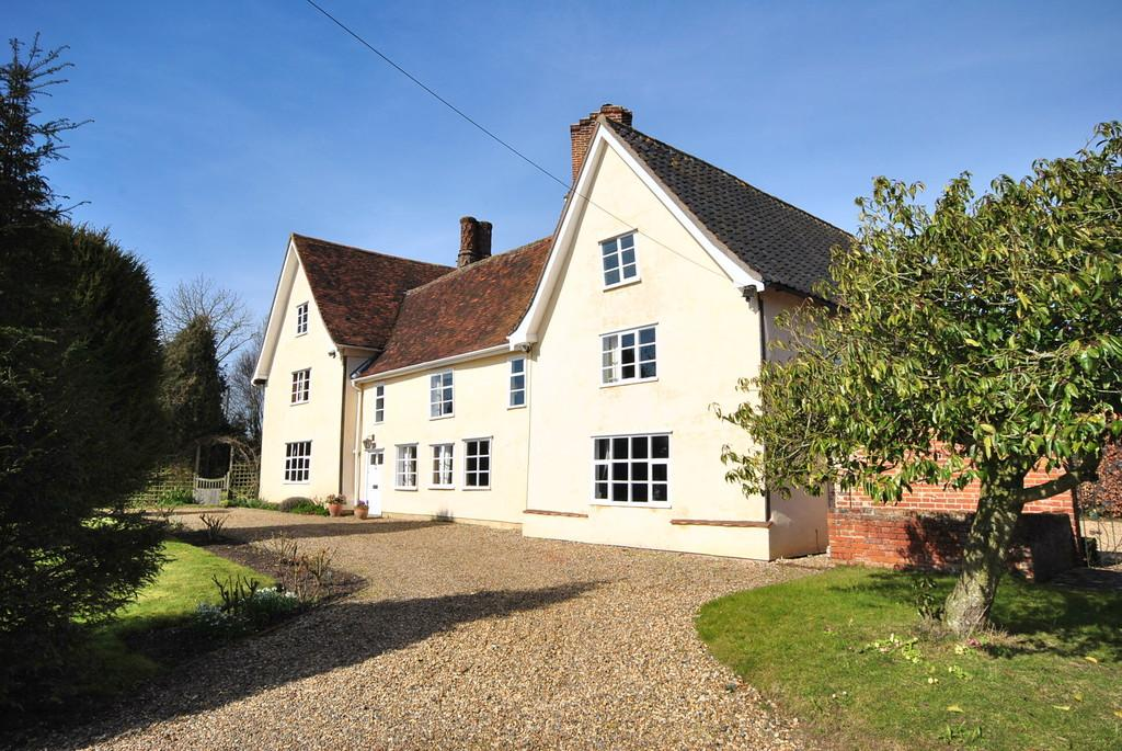 5 Bedrooms Detached House for sale in Bressingham, Norfolk
