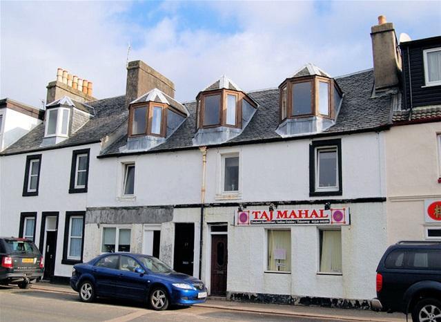 2 Bedrooms Flat for sale in Lochnell Street, Lochgilphead, Lochgilphead