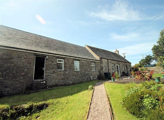 3 Bedrooms Detached House for sale in Glenbarr, by Tarbert