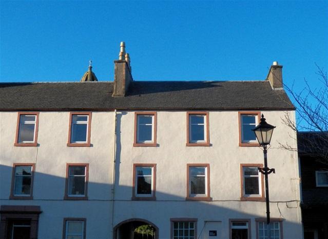 2 Bedrooms Flat for sale in 14 Burnside Street, Campbeltown, PA28 6JE
