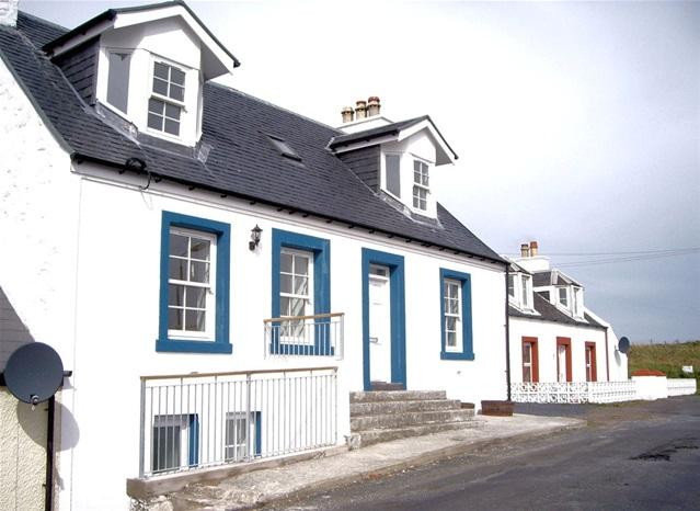 4 Bedrooms Terraced House for sale in Portnahaven, Isle of Islay