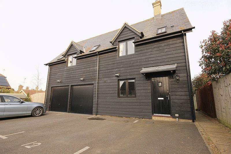 2 Bedrooms Semi Detached House for sale in Cherry Blossom Close, Silsoe
