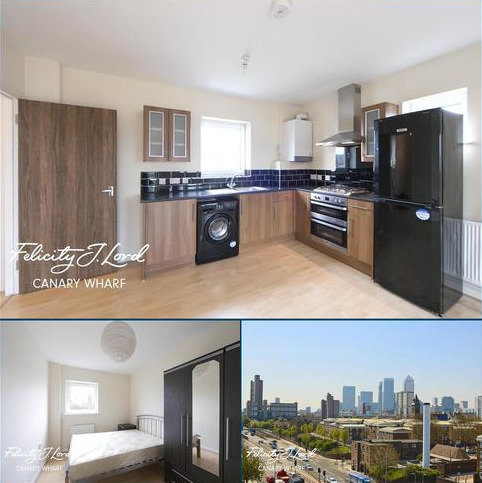 2 bedroom flat to rent - Katharine Court, E14