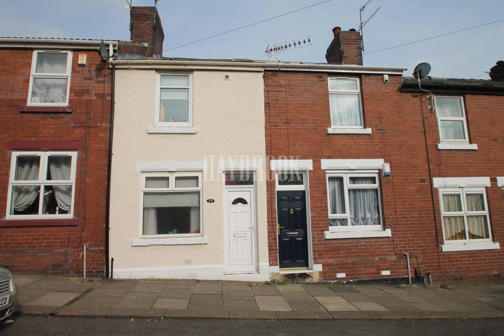 2 Bedrooms End Of Terrace House for sale in Hartington Road, Holmes