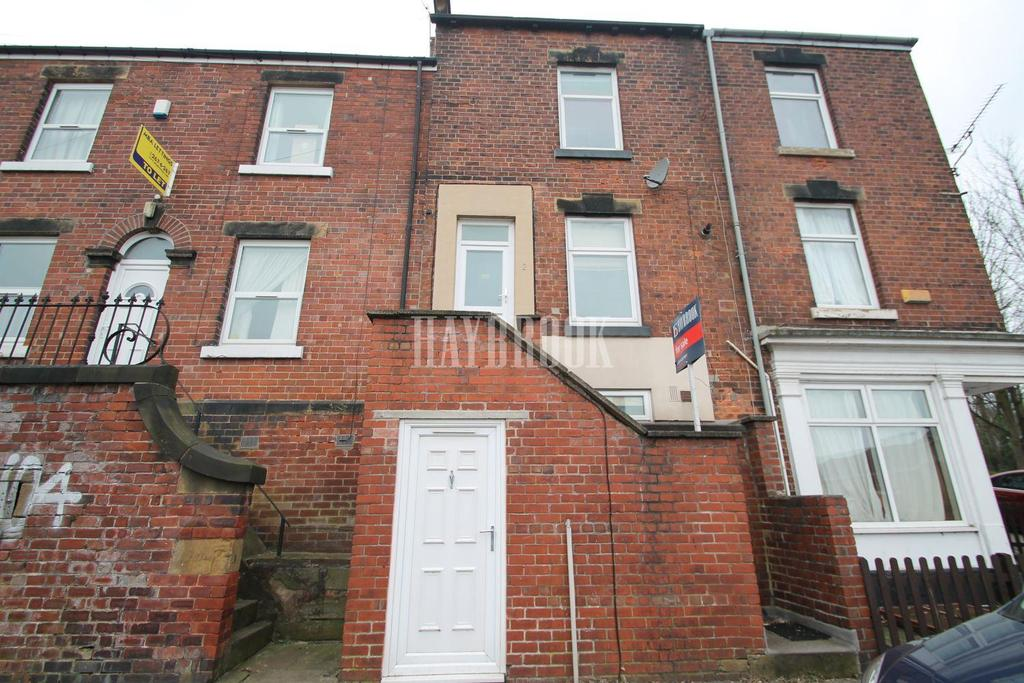4 Bedrooms Terraced House for sale in Burns Road, Crookesmoor