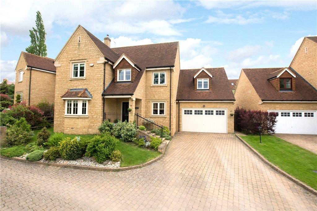 6 Bedrooms Detached House for sale in Mill Lane, Westbury, Brackley, Buckinghamshire