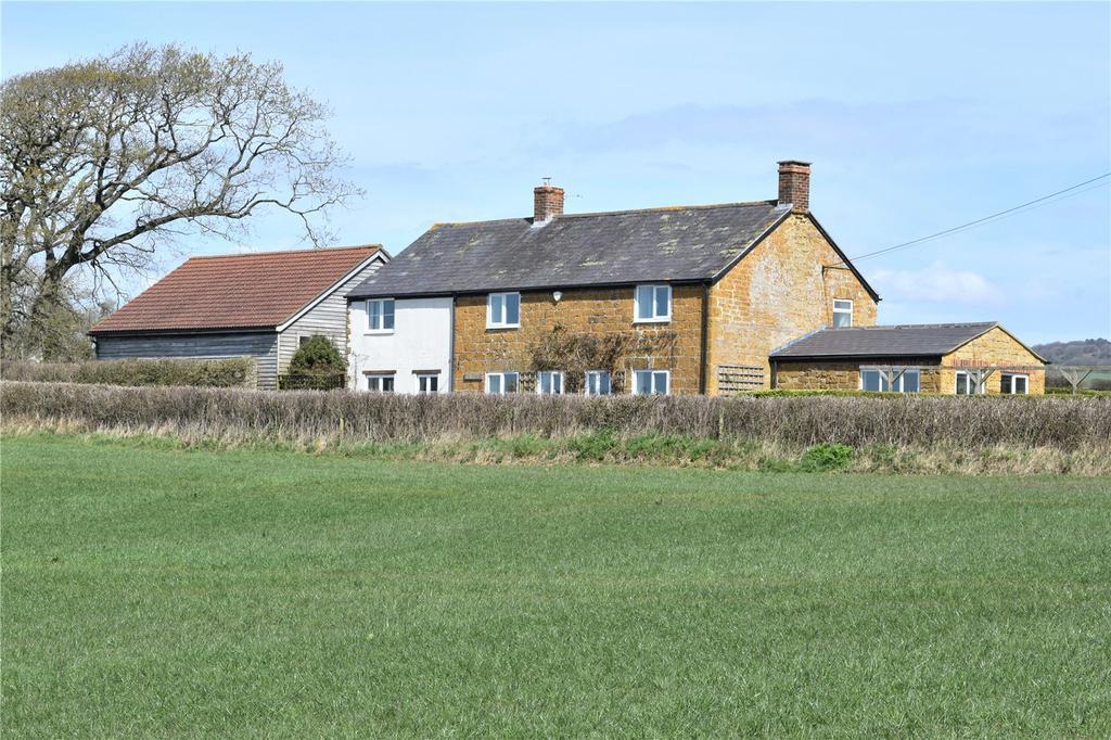 4 Bedrooms Detached House for sale in Broadoak, Bridport, Dorset