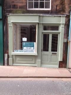 Shop for sale - 12 Devonshire Street, Penrith CA11