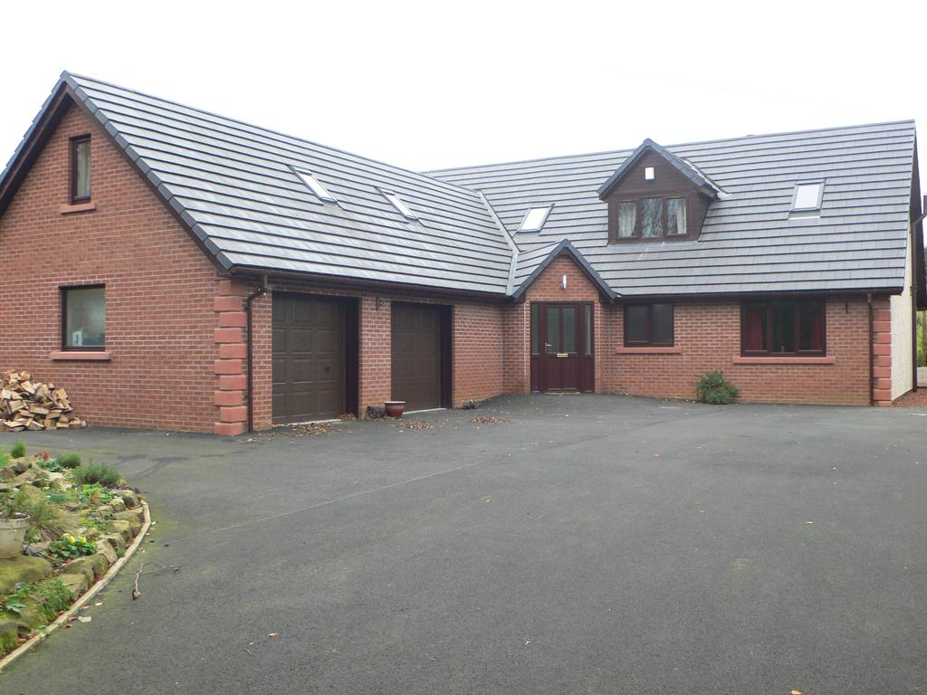 5 Bedrooms Detached Bungalow for sale in The Beeches, Sleetbeck Road, Roadhead CA6