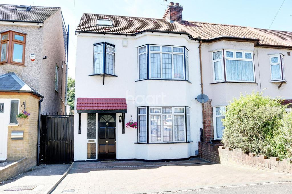 4 Bedrooms End Of Terrace House for sale in Dorset Avenue, Marshalls Park