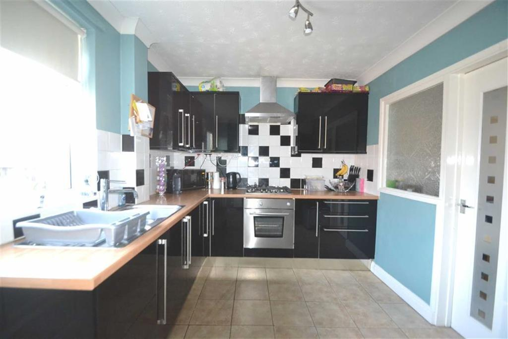 2 Bedrooms Terraced House for sale in Jipdane, North Hull, Hull, HU6