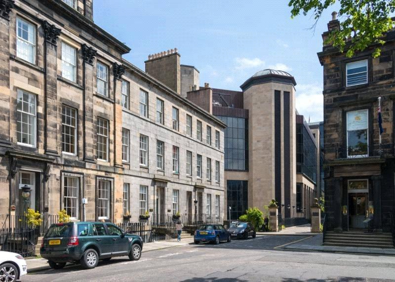 Studio Flat for sale in 1F2C, 3 Rutland Square, Edinburgh, Midlothian, EH1