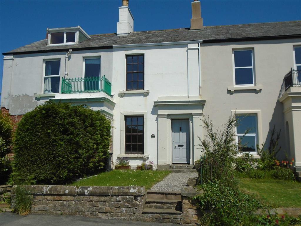 2 Bedrooms Terraced House for sale in Station Hill, Wigton