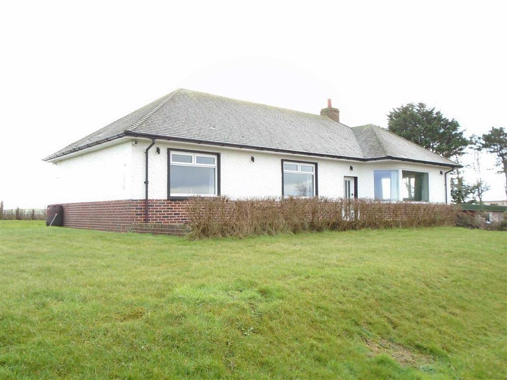 3 Bedrooms Detached Bungalow for sale in Beckfoot, Silloth, Wigton, Cumbria