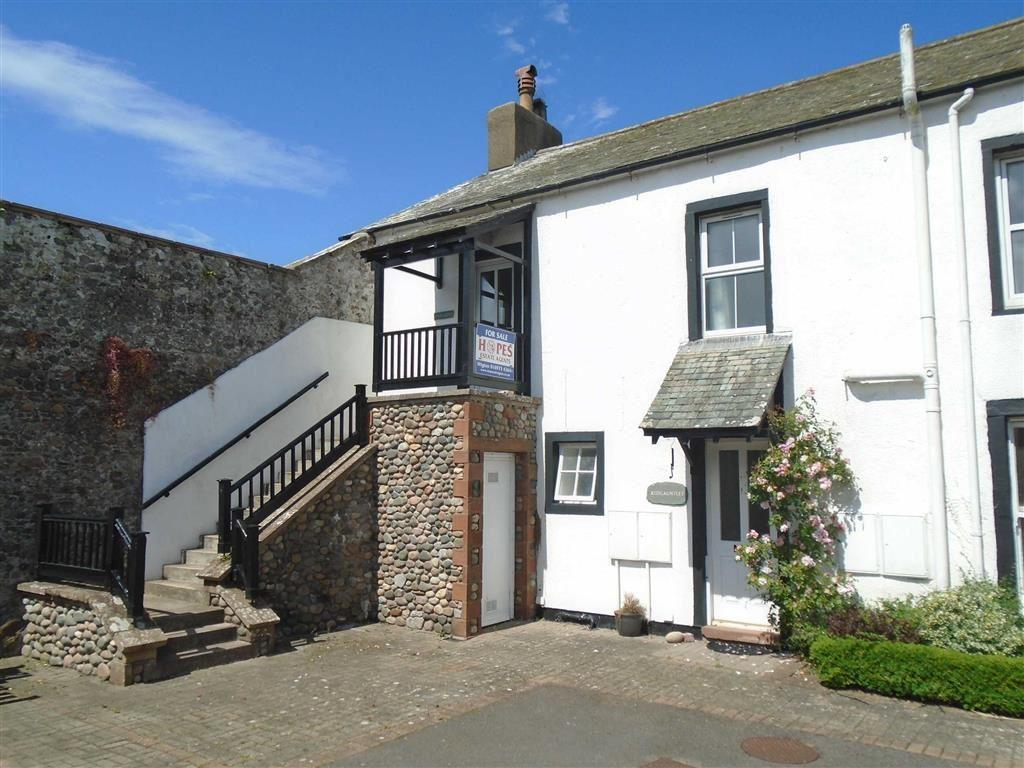 2 Bedrooms Flat for sale in The Longhouse, Skinburness, Silloth, Cumbria