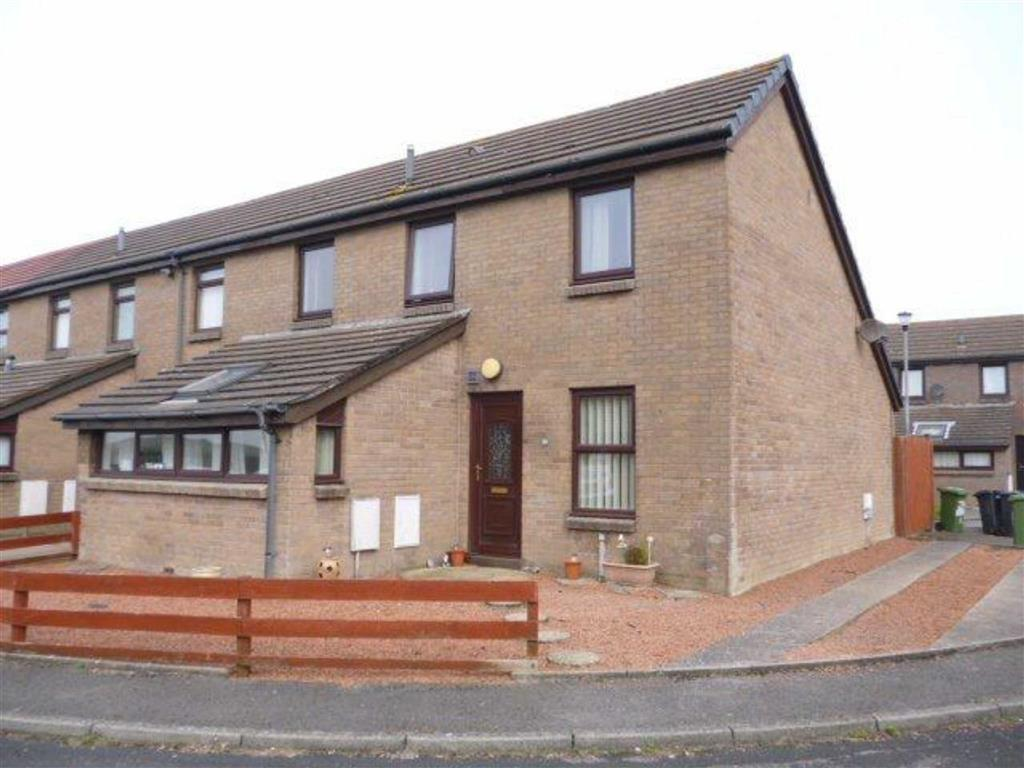 3 Bedrooms Semi Detached House for sale in Links Close, Silloth