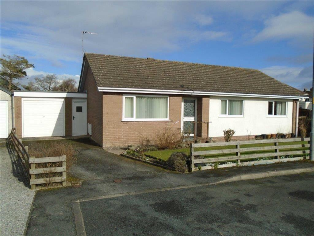 3 Bedrooms Detached Bungalow for sale in Skinburness Crescent, Silloth