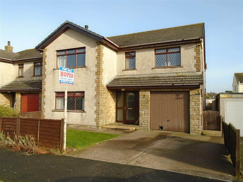 5 Bedrooms Detached House for sale in Moricambe Park, Skinburness, Silloth