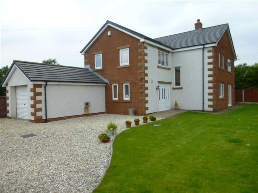 4 Bedrooms Detached House for sale in Abbeytown