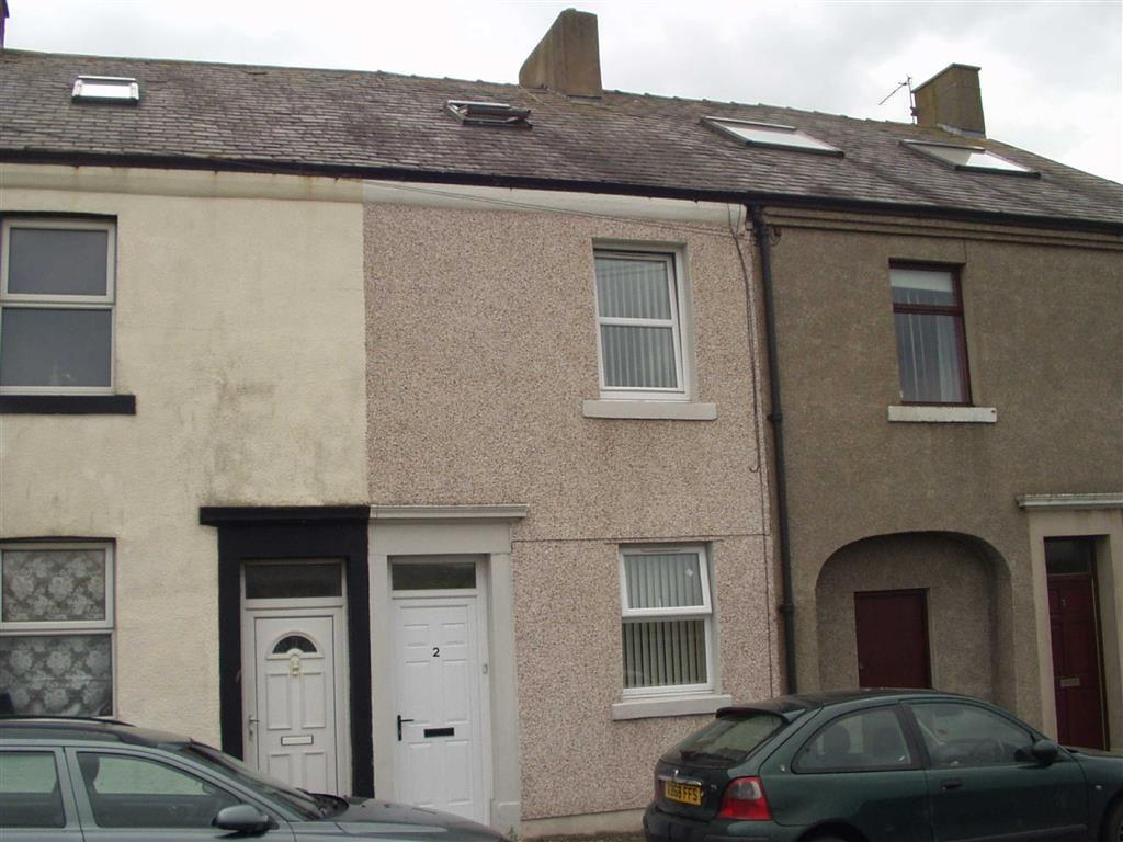 2 Bedrooms Terraced House for sale in Prospect Place, Silloth