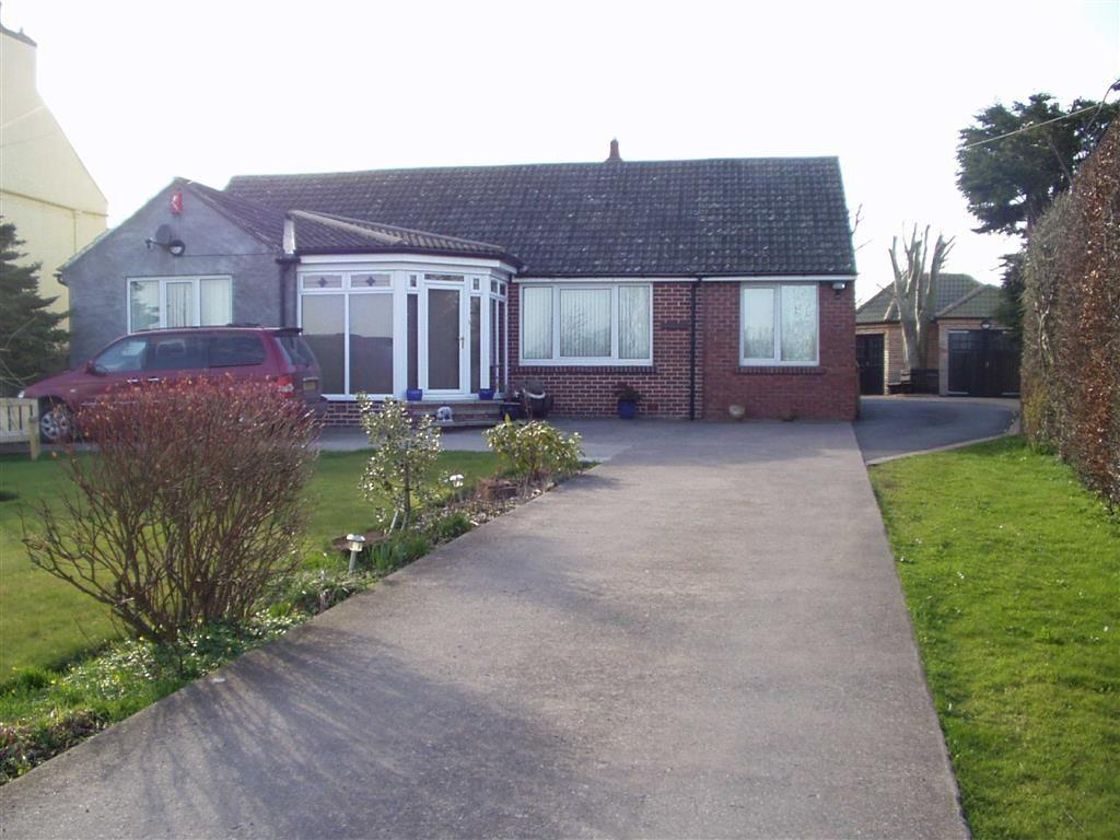 4 Bedrooms Detached Bungalow for sale in Blitterlees, Silloth, Cumbria