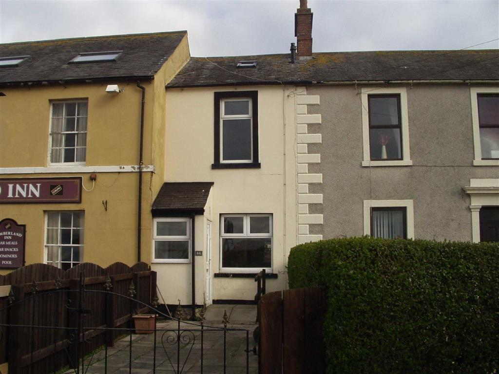 2 Bedrooms Terraced House for sale in Prospect Place, Silloth, Cumbria