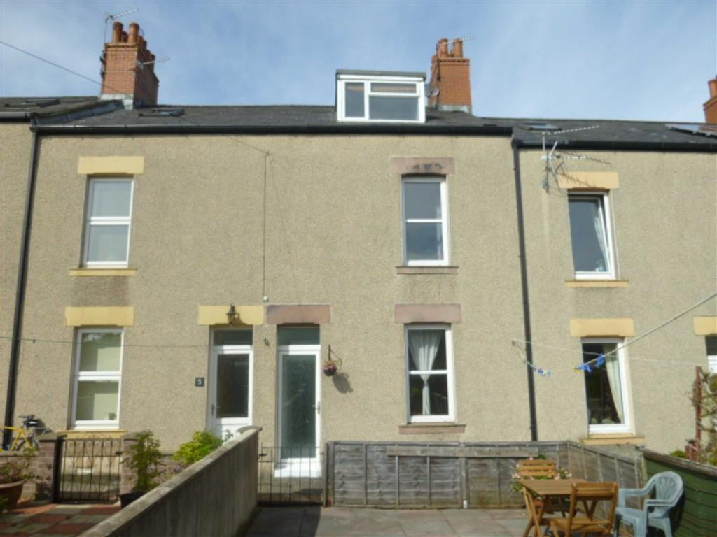 3 Bedrooms Terraced House for sale in Quarry Street, Fletchertown, Wigton, Cumbria