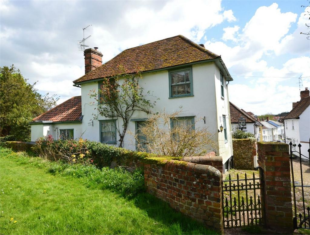 2 Bedrooms Detached House for sale in Rose Cottage, Stoney Lane, Thaxted, Dunmow