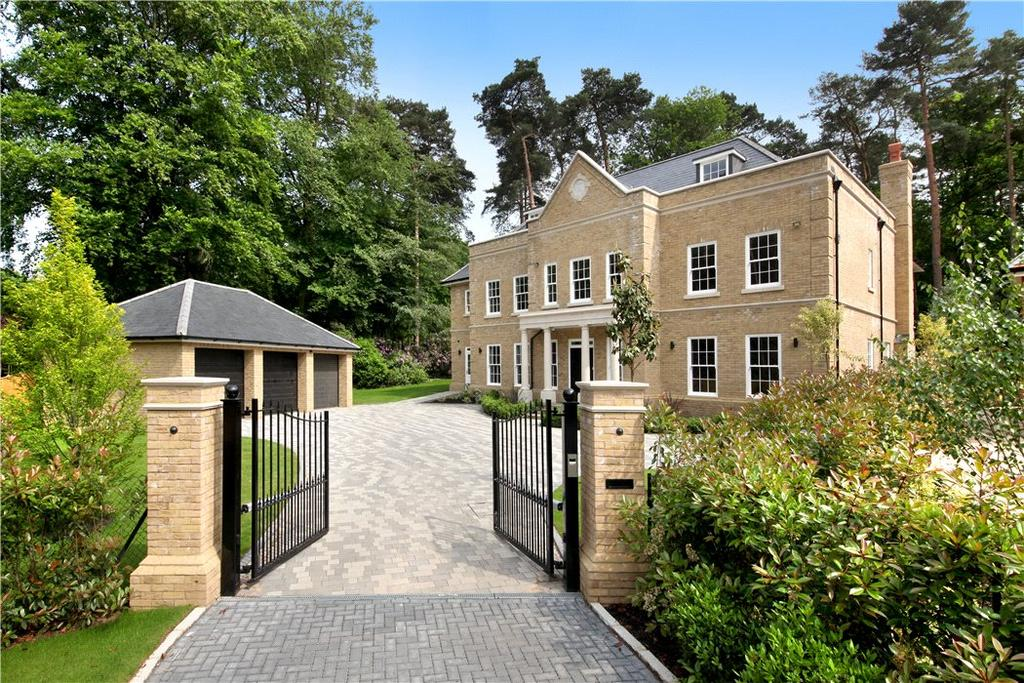 6 Bedrooms Detached House for sale in The Glade, South Ascot, Berkshire, SL5