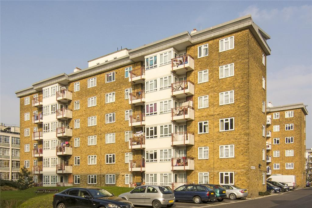 3 Bedrooms Flat for sale in Genoa House, Ernest Street, London, E1