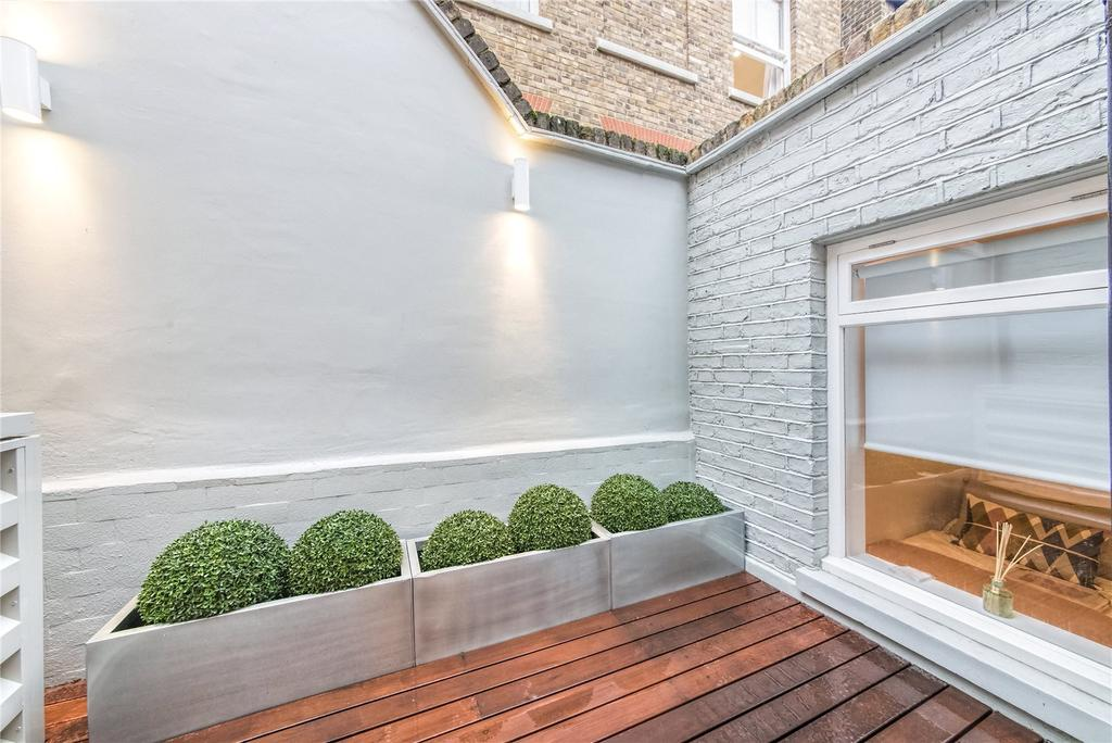 Bourdon Street London 3 Bed Mews 163 3 495 000