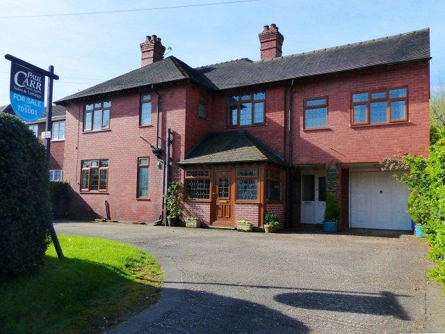 5 Bedrooms Detached House for sale in Station Road,Great Wyrley,Staffordshire