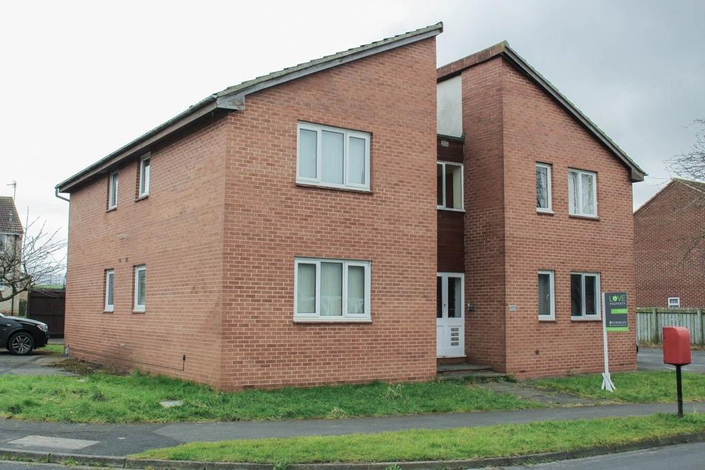 Studio Flat for sale in Valley Road, Northallerton, North Yorkshire. DL6 1SH