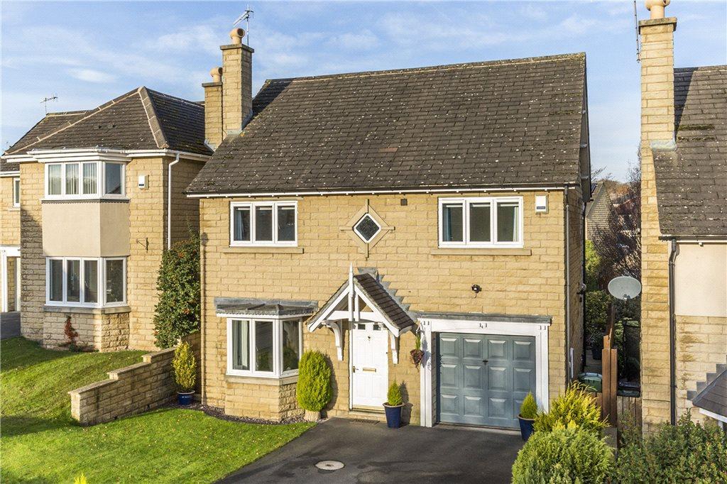4 Bedrooms Detached House for sale in Strangford Court, Apperley Bridge, Bradford, West Yorkshire