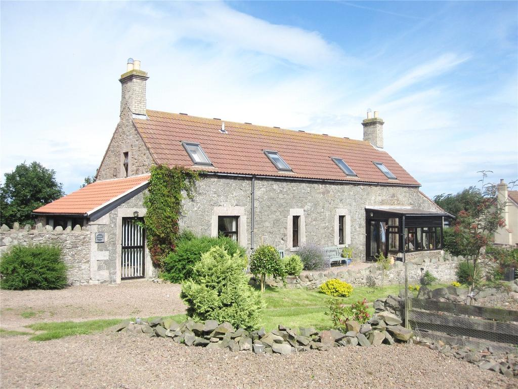 4 Bedrooms Detached House for sale in Merlin Cottage, Lumsdaine, Coldingham, Eyemouth, Berwickshire