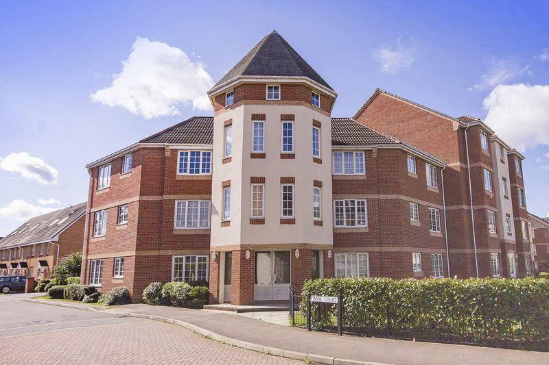 2 Bedrooms Apartment Flat for sale in TIMOR COURT, CITY POINT, ALVASTON