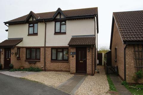 2 bedroom semi-detached house to rent - Counties Crescent, Starcross, Exeter