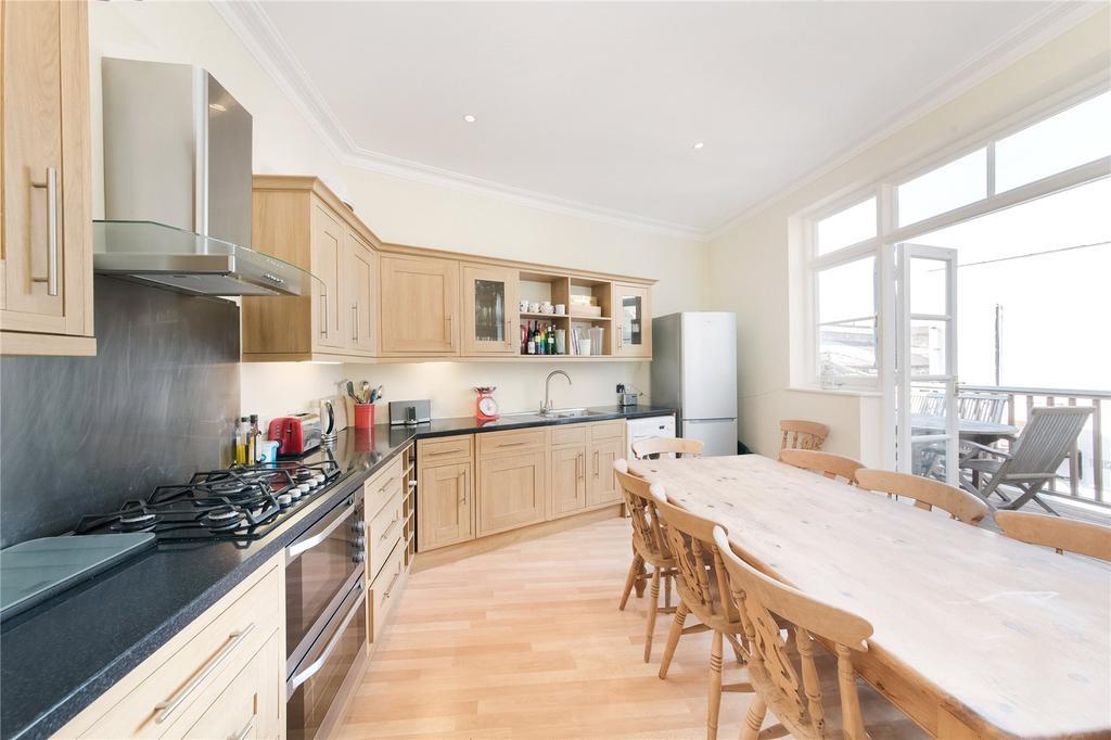 3 Bedrooms Flat for sale in Hurlingham Road, Hurlingham, Fulham, London, SW6