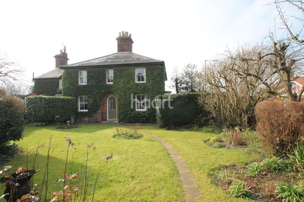 2 Bedrooms Semi Detached House for sale in West Road, Bury St Edmunds, Suffolk