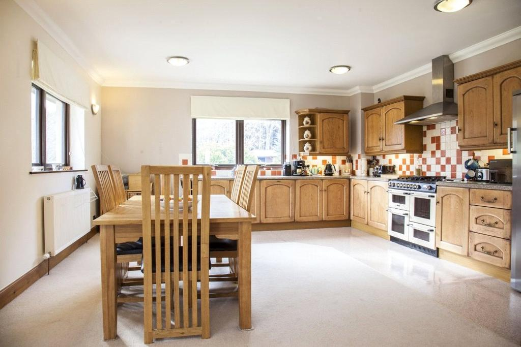 6 Bedrooms Detached House for sale in Ashkirk, Selkirk, Scottish Borders, TD7