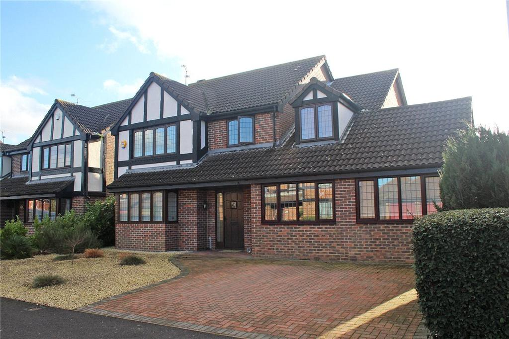 5 Bedrooms Detached House for sale in Mendlesham, Welwyn Garden City, Hertfordshire