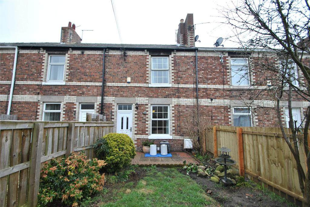 2 Bedrooms Terraced House for sale in The Avenue, Murton, Seaham, Co. Durham, SR7