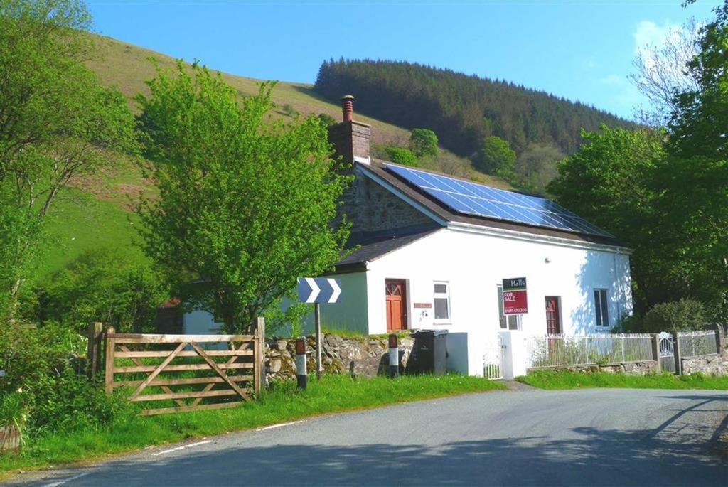 2 Bedrooms Country House Character Property for sale in Hirnant, Penybontfawr, SY10