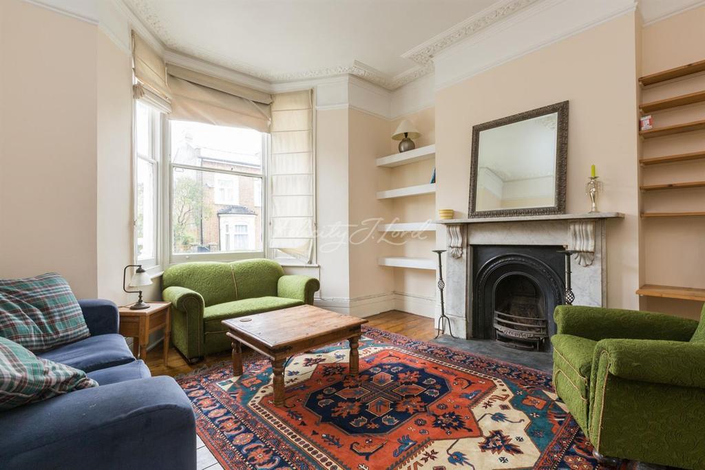 2 Bedrooms Maisonette Flat for sale in Dynevor Road, N16
