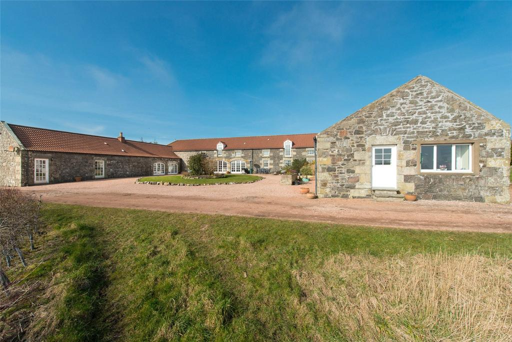 6 Bedrooms Detached House for sale in Lucklaw Steading, Lucklaw Hill, Balmullo, St. Andrews, Fife, KY16