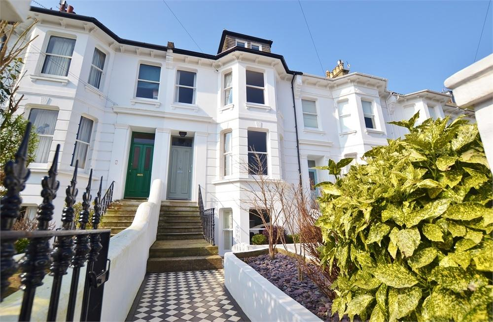 5 Bedrooms Terraced House for sale in Clermont Terrace, BRIGHTON, East Sussex
