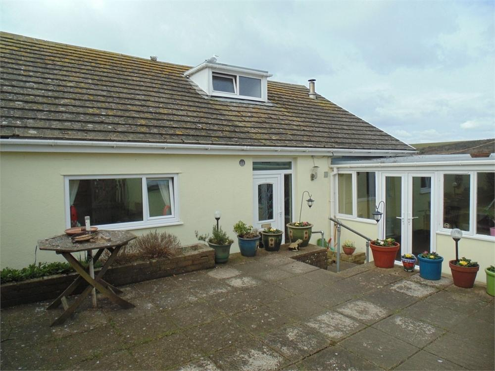 4 Bedrooms Detached Bungalow for sale in 34 Croft Road, Broad Haven, Haverfordwest, Pembrokeshire