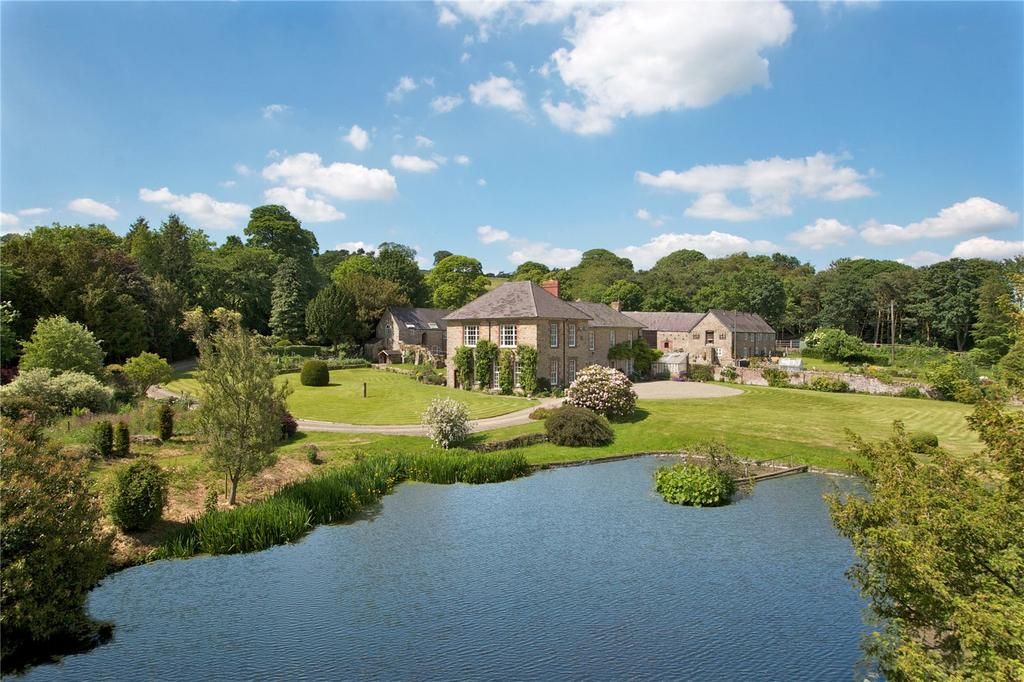 6 Bedrooms Unique Property for sale in Coston Manor, Coston, Aston-On-Clun, Craven Arms, Shropshire, SY7