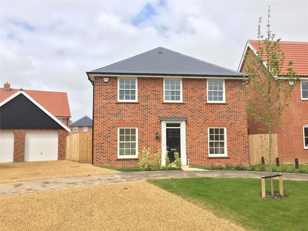 4 Bedrooms Detached House for sale in Plot 110 Broadbeach Gardens, Stalham, Norfolk, NR12