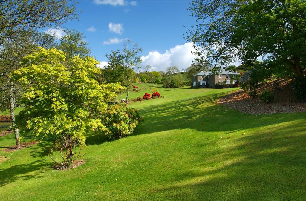 5 Bedrooms Detached House for sale in Sherford, Kingsbridge, Devon, TQ7